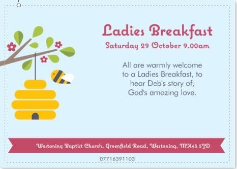 ladies-breakfast